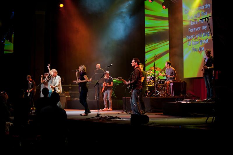 TMS 2010 - Bayside Worship team, Paul Baloche - Sept 18 2010