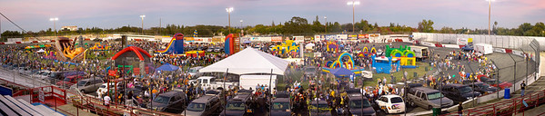 DTP - Trunk or Treat 2009 - Pano1