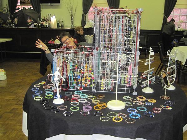 Craft Fair at Emerald Society 2012