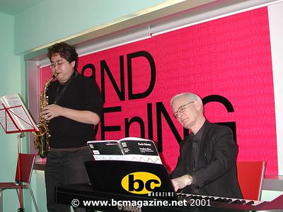 2001.03.08 - Grand Opening @ Establishment Restaurant