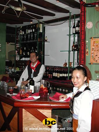 la pampa opening | 15 january 2001