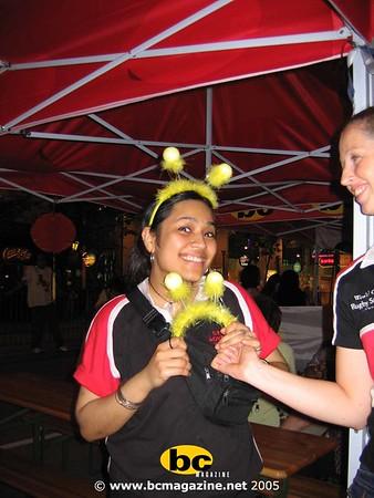 wanchai street dragon boat festival 2005 | 25-26 june 2005
