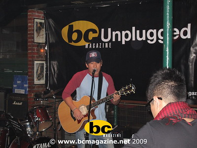 bc unplugged@ the wanch | 19 march 2009 | originals