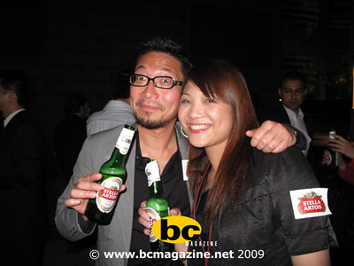 stella artois angels and demons premiere party@red | 13 may 2009