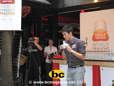 stella artois world draught masters 2009@inside out | 26 september 2009