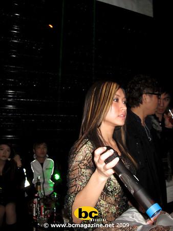 ayi jihu's live@cubic macau | 2 february 2009