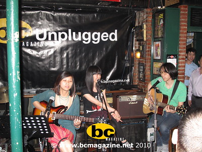 bc unplugged@the wanch | 27 may 2010