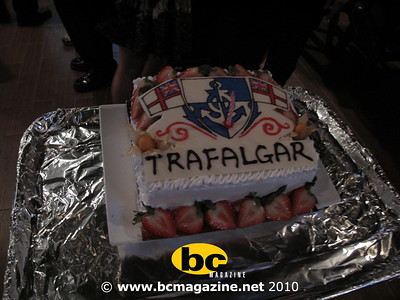 first anniversary@trafalgar | 10 may 2010