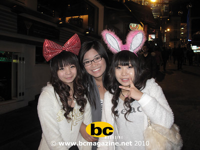 Happy New Year 2011@lan kwai fong | 31 december 2010