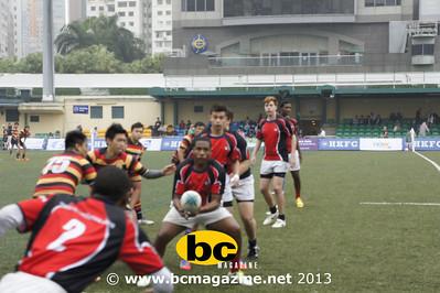 Hong Kong Tens 2013