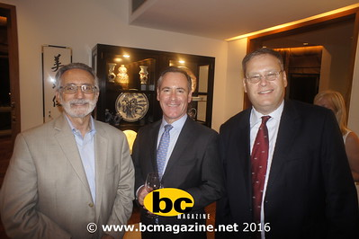 American Cheese and Wine Evening @ US Consul General's Residence - 24 October, 2016