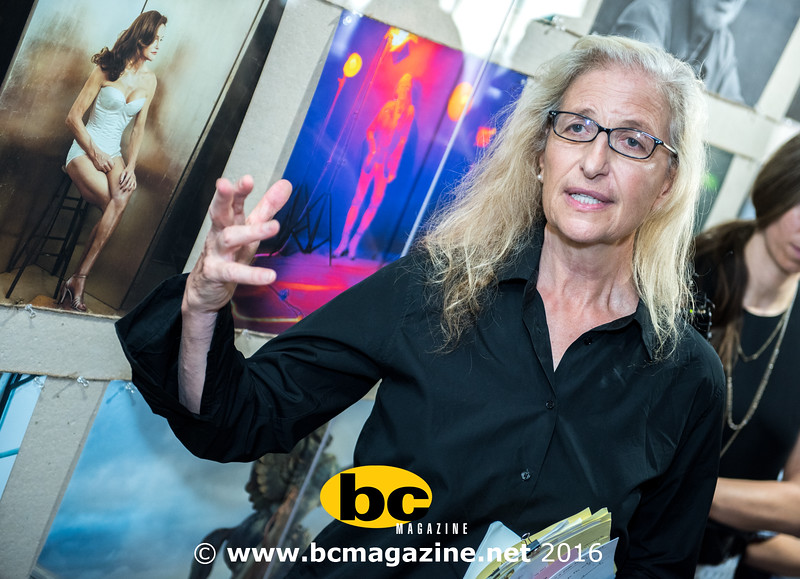 Annie Leibovitz in Hong Kong to open her 'WOMEN: New Portraits' global exhibition