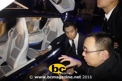 GLM Brand Launch, Japan Electric Car @ Upper House - 25 November, 2016