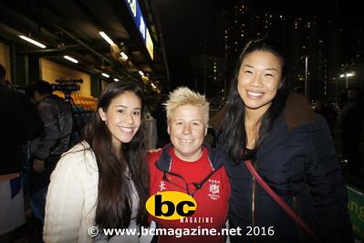 Hong Kong v Japan World Cup Qualifier @ HK Football Club - 17 December, 2016
