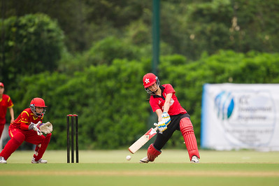 Women's World Cup - Asia Qualifiers: Hong Kong v China @ HKCC - 10 October, 2016