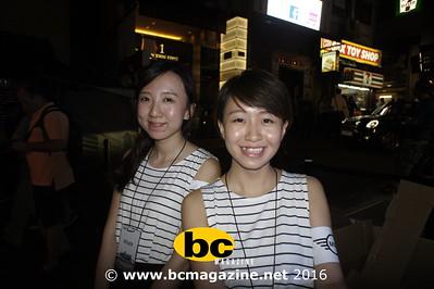 Mini Convertible Launch @ Ciao Chow - 21 July, 2016