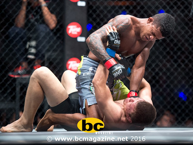 One Championship, Heroes of the World @ CotaiArena - 13 August, 2016