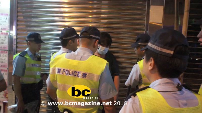 1 july police harrassment