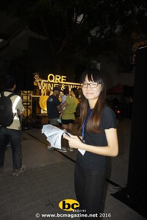 Whisky & Wine Walk @ Wanchai - 19 November, 2016