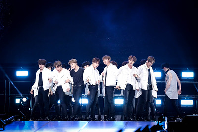 BTS Live Trilogy Episode III The Wings Tour @ AsiaWorld Expo - 13 May, 2017