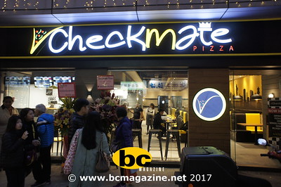 Checkmate Pizza Grand Opening @ Hung Hom - 2 February, 2017