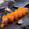 Cafe Ocean Set Menu - Tiger Prawn Salad with Seafood Jelly