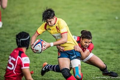 Hong Kong v Spain - 30 May, 2017 (courtesy of JFS Rugby Photography)