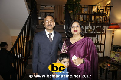 India by the Bay Opening Party @ Indian Consul General's Residence - 17 February, 2017