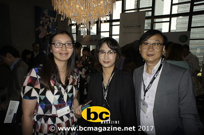 New Zealand Food and Wine Connections @ Seafood Room - 25 May, 2017