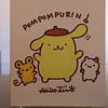 Sanrio POM POM PURIN hand sketch by Japan Designer