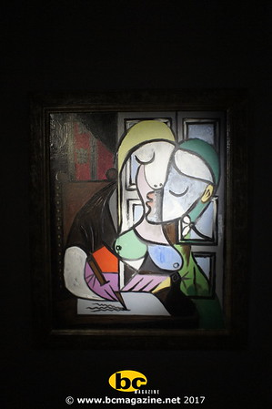 Picasso's Femme Écrivant (Marie-Thérèse) - 7 June, 2017