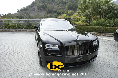 Rolls Royce Black Badge @ Hyatt Shatin - 8 February, 2017