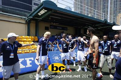Soccer Sevens @ HK Football Club - 28 May, 2017