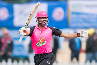 T20 Blitz: City Kaitak v Hung Hom JD Jaguars - 11 March, 2017