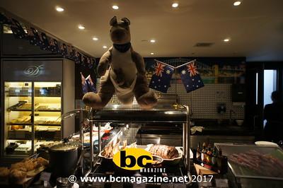 Tantalising Taste of Australia @ Gateway Hotel - 25 February, 2017
