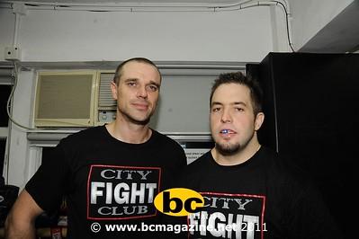 fight night | 16 december 2011