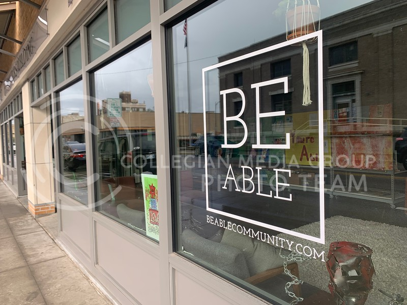 Be Able is a relatively new nonprofit in the greater Manhattan area. The faith-based organization seeks to become a one stop shop for addressing multiple community issues at its center at 205 Fourth St. (Kaylie McLaughlin   Collegian Media Group)