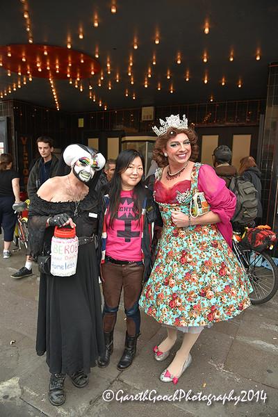 #BeRobin with Margaret Cho, Victoria Theater, San Francisco, 9th