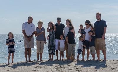Beach: Family Portrait