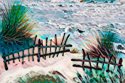 Beach Diary 4380-FA-991
