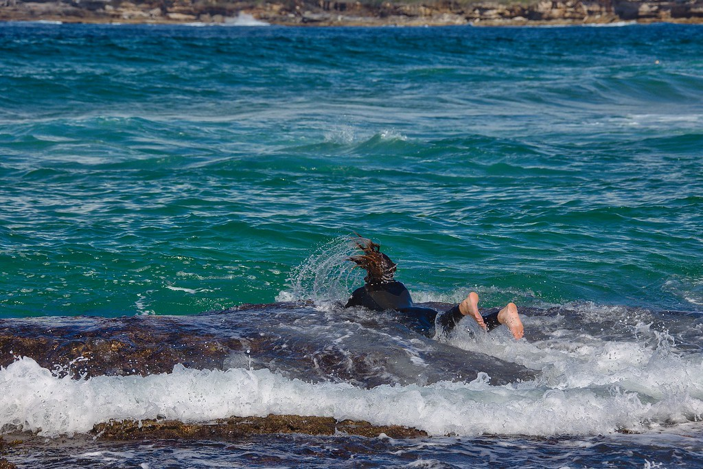 Splish Splash - Maroubra Beach