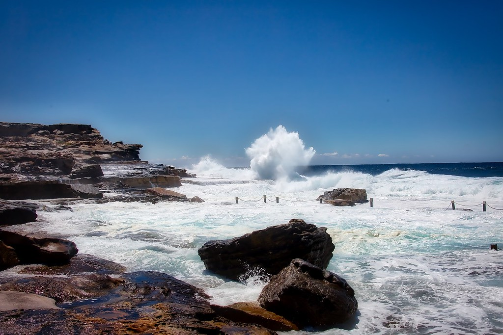 Mahon Rock Pool - 001