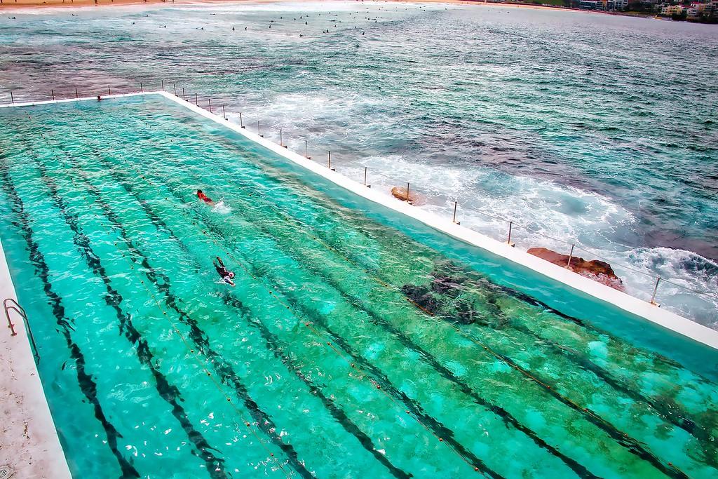 Bondi Beach - Icebergs 0029