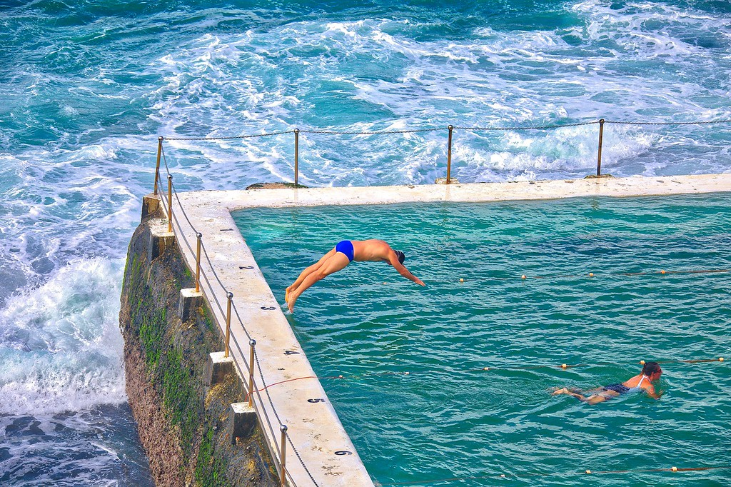 Bondi Icebergs - Diving 009