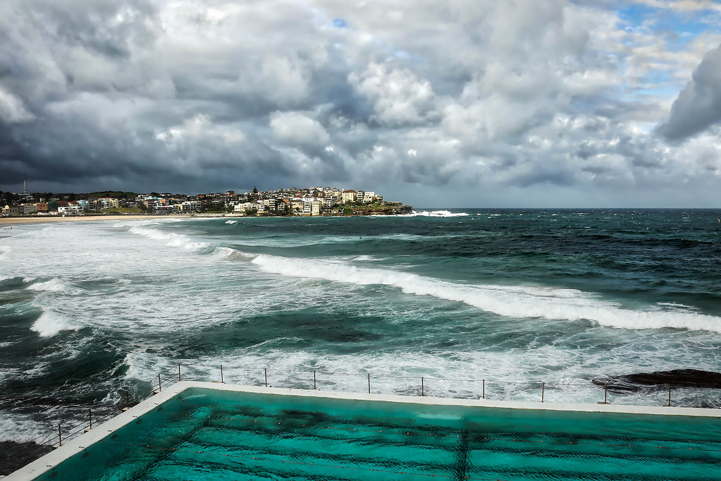 Bondi Beach Storms