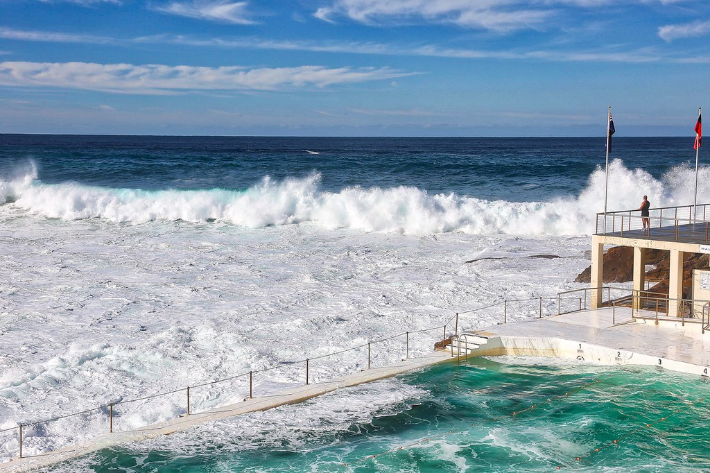 Bondi Icebergs - Waiting