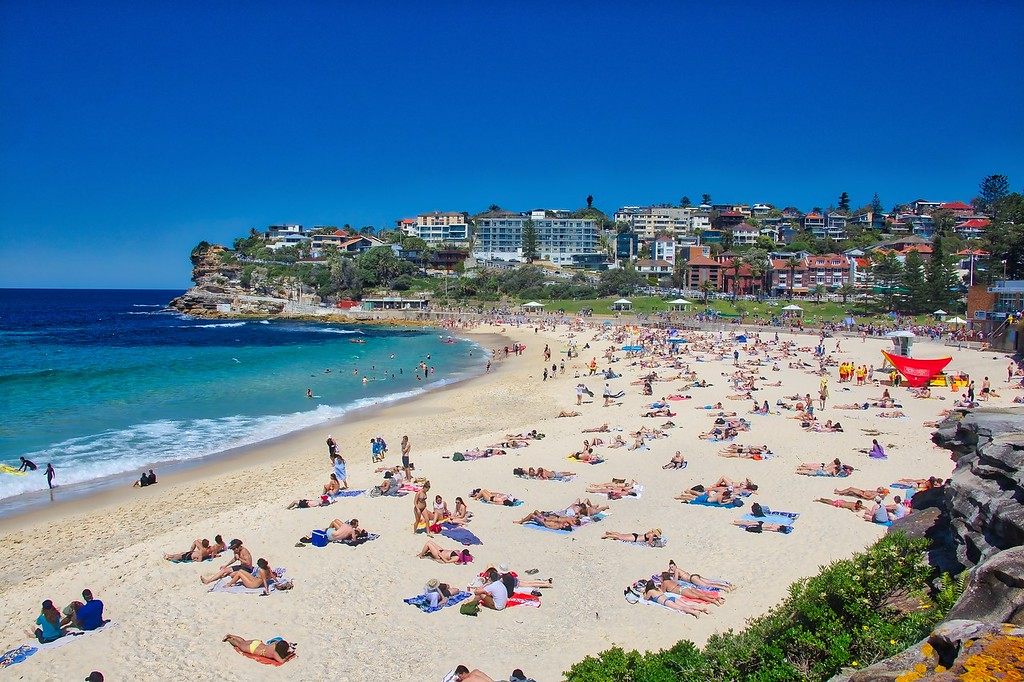 Bronte Beach - Sunshine