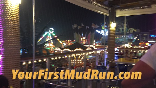 Beach Meet and Mile 2016 at Morey's Piers Wildwood, NJ 7/9/2016