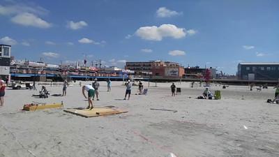 Videos: Beach Meet and Mile 2016 at Morey's Piers Wildwood, NJ 7/9/2016