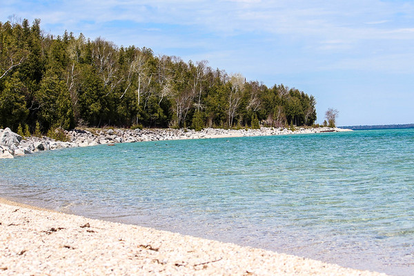 On the Beach (Lake Huron)